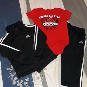 Adidas 3 piece set